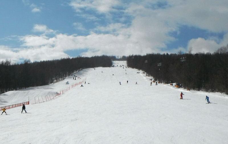 グランディ 羽鳥 湖 スキー リゾート
